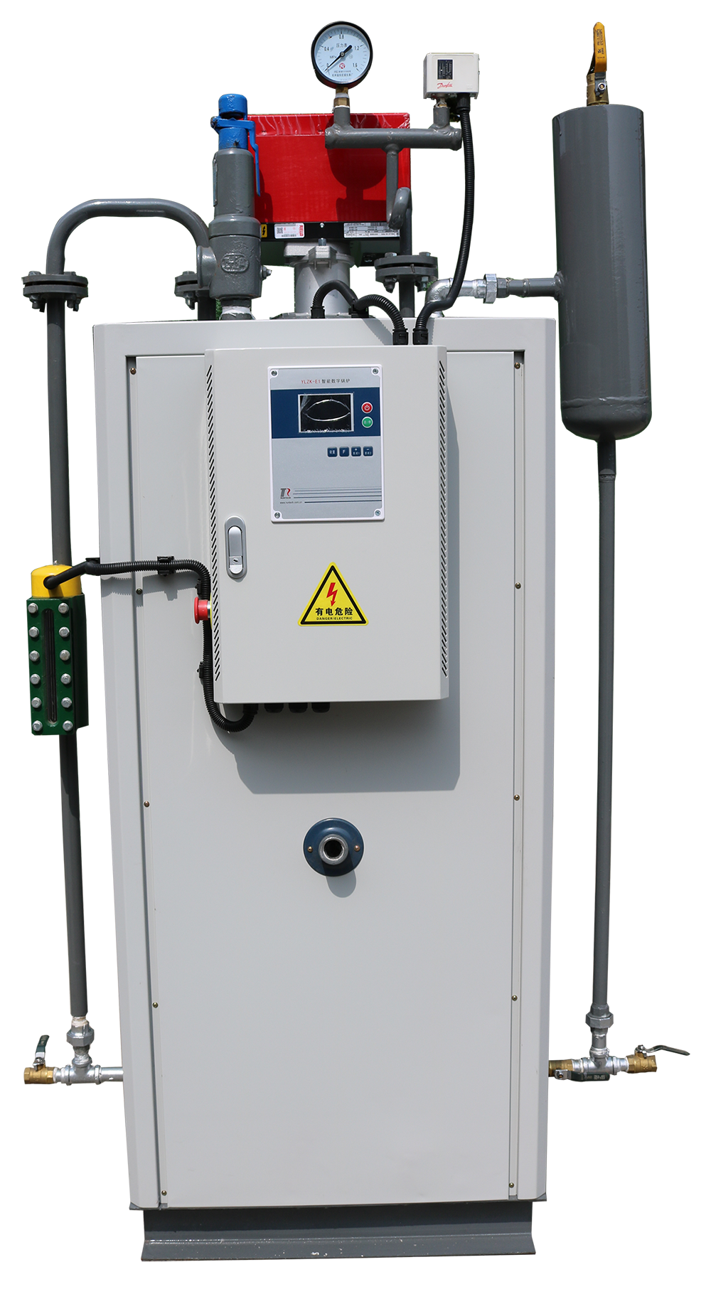 Be sure to operate according to the operating rules of the thermal oil furnace